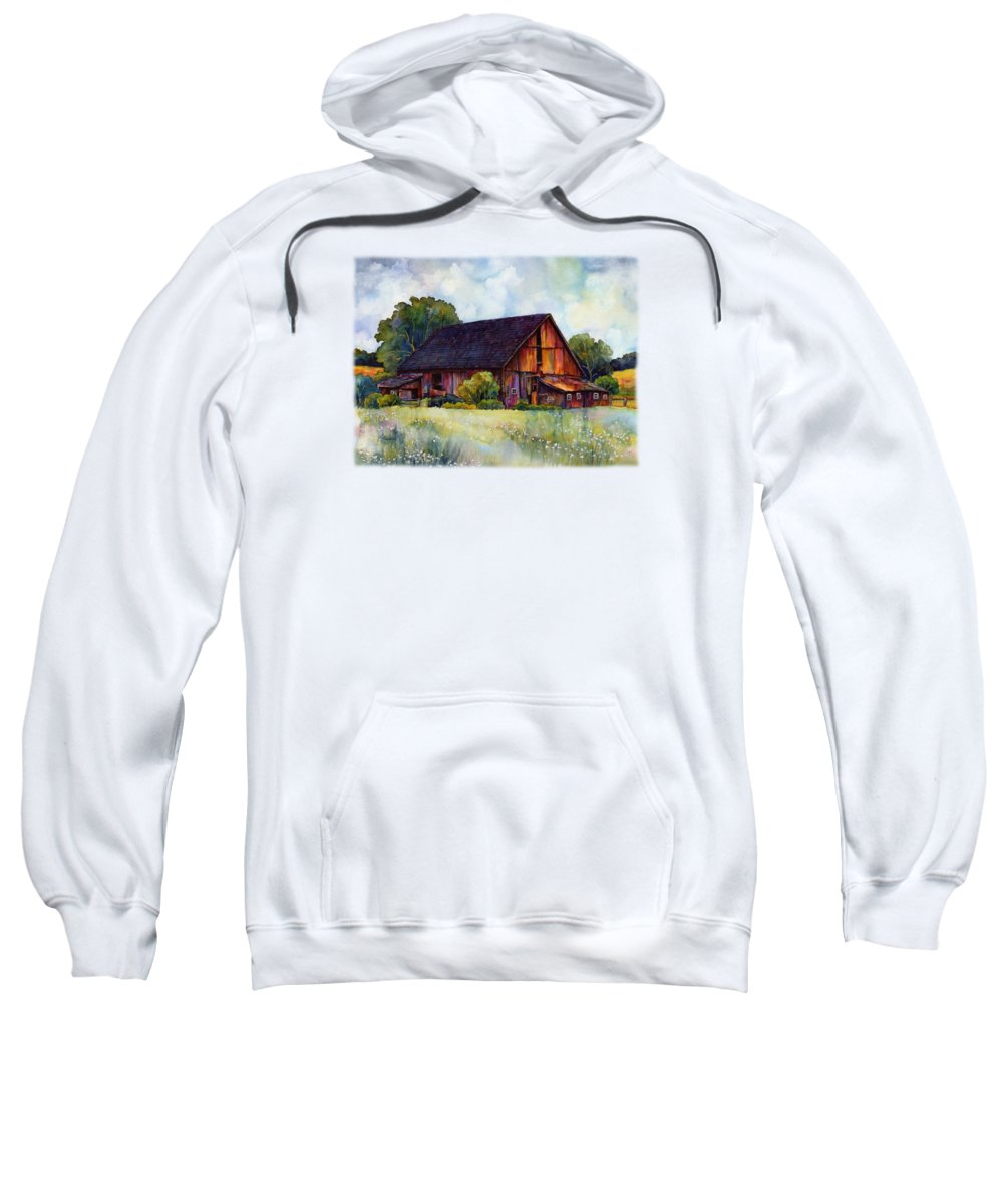 Countryside Hooded Sweatshirts T-Shirts
