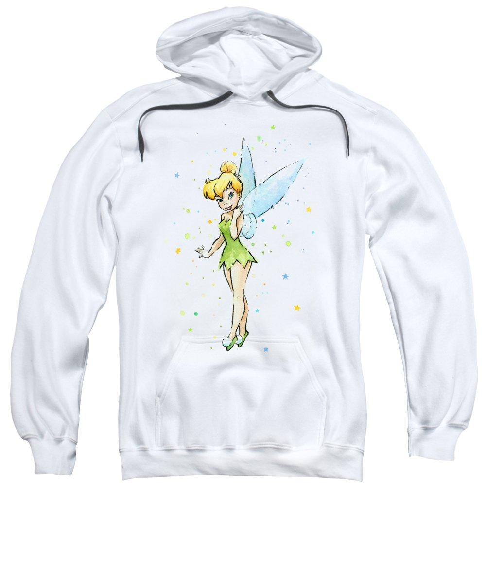 Fairy Hooded Sweatshirts T-Shirts