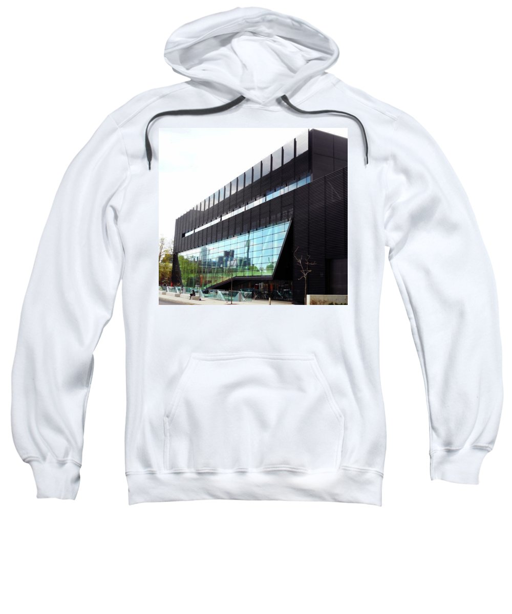 Toronto Sweatshirt featuring the photograph Toronto 18 by Ron Kandt