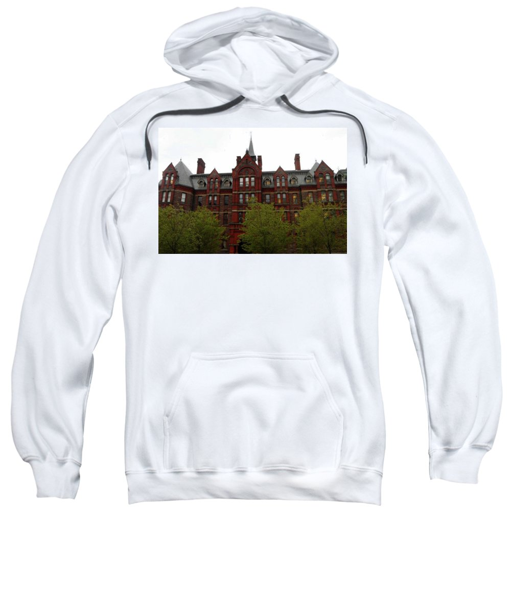 Toronto Sweatshirt featuring the photograph Toronto 19 by Ron Kandt