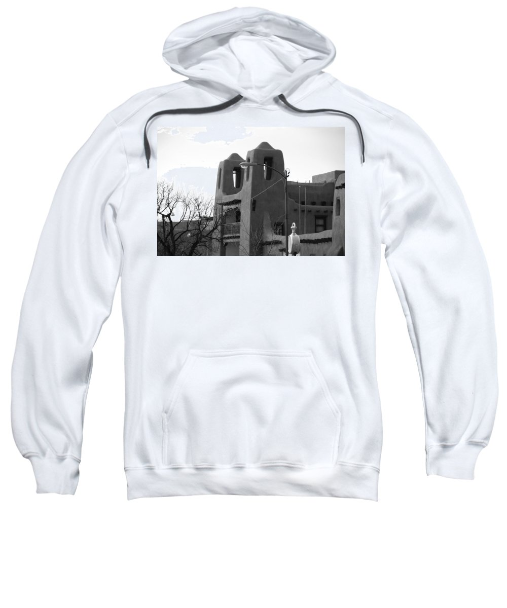 Architecture Sweatshirt featuring the photograph Town Hall by Rob Hans