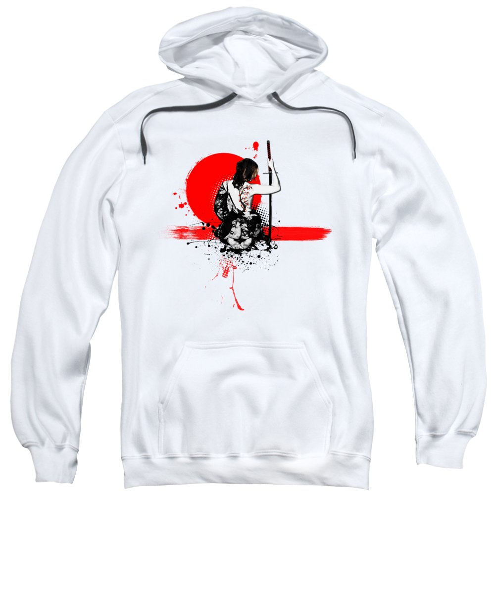 Blossom Hooded Sweatshirts T-Shirts