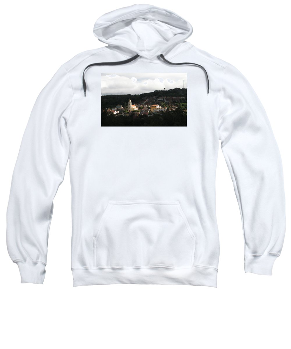 Inland Brazil Sweatshirt featuring the photograph Triunfo, Brazil by ML Everhart