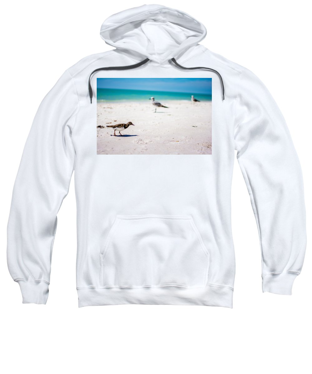 Tropical Paradise Sweatshirt featuring the photograph Tropical by Manuel Lopez