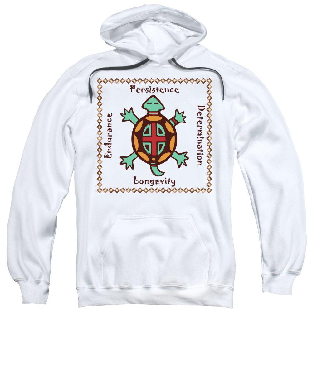 Indigenous Hooded Sweatshirts T-Shirts
