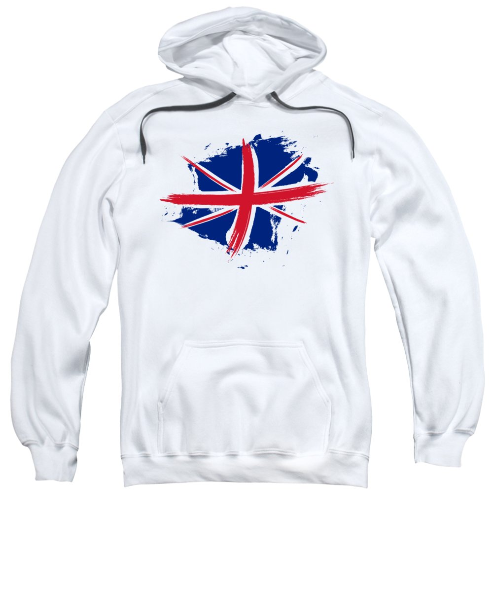 River Thames Digital Art Hooded Sweatshirts T-Shirts
