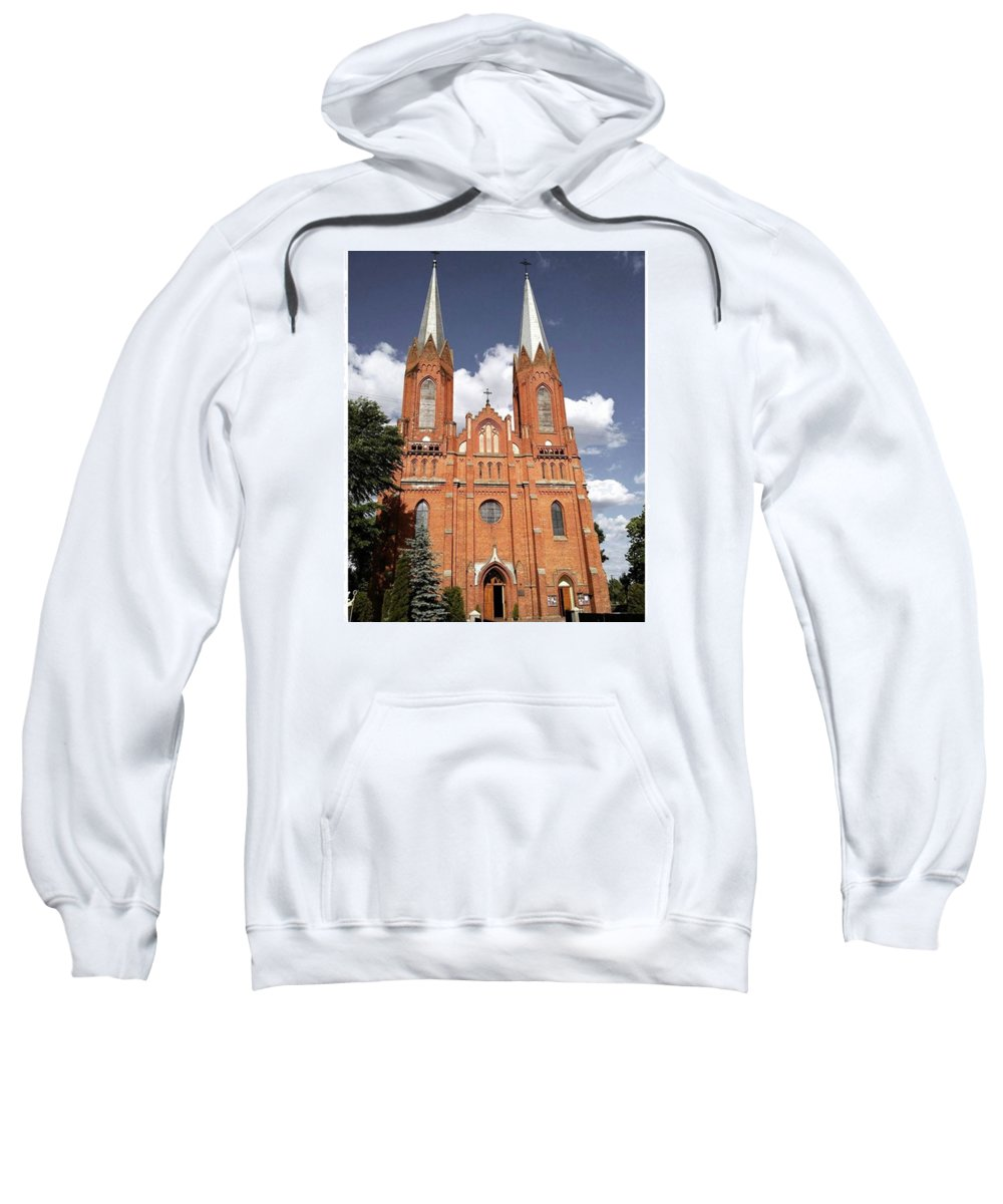 Architecture Hooded Sweatshirts T-Shirts