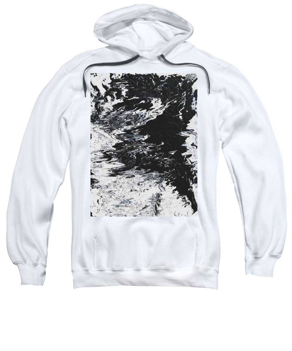 Fusionart Sweatshirt featuring the painting Victory by Ralph White