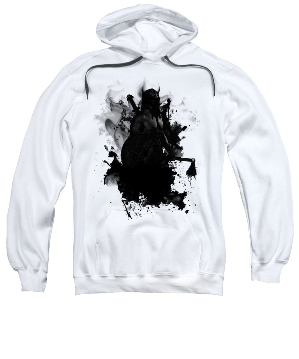 Sketch Hooded Sweatshirts T-Shirts