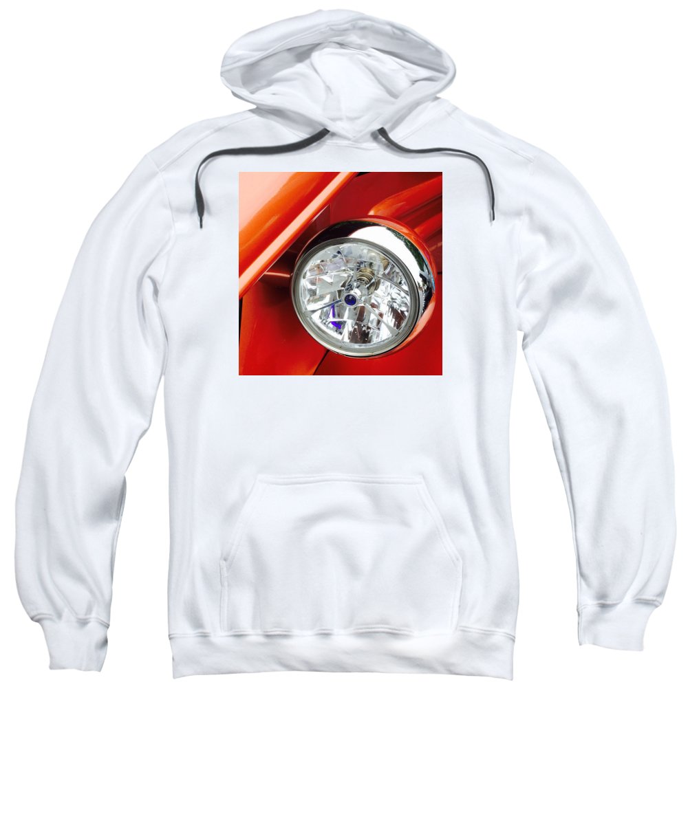 Light Sweatshirt featuring the photograph Vintage by Brad Mullins