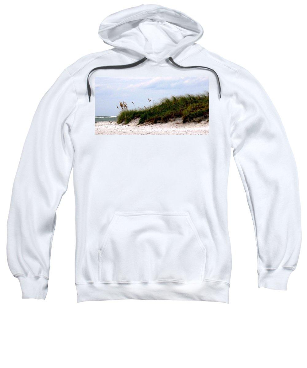 Florida Sweatshirt featuring the photograph Where The Sea Wind Blows by Ian MacDonald