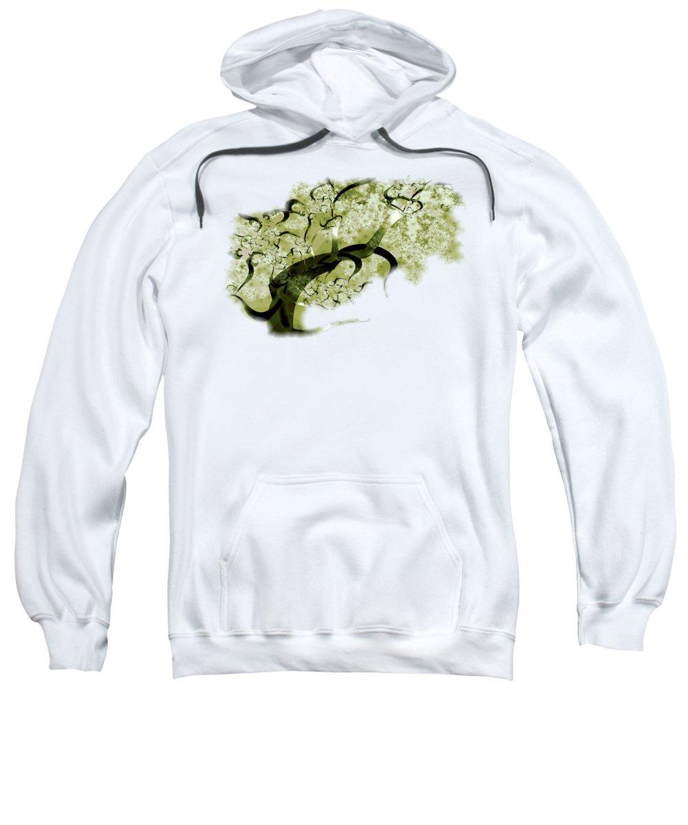 Plants Digital Art Hooded Sweatshirts T-Shirts