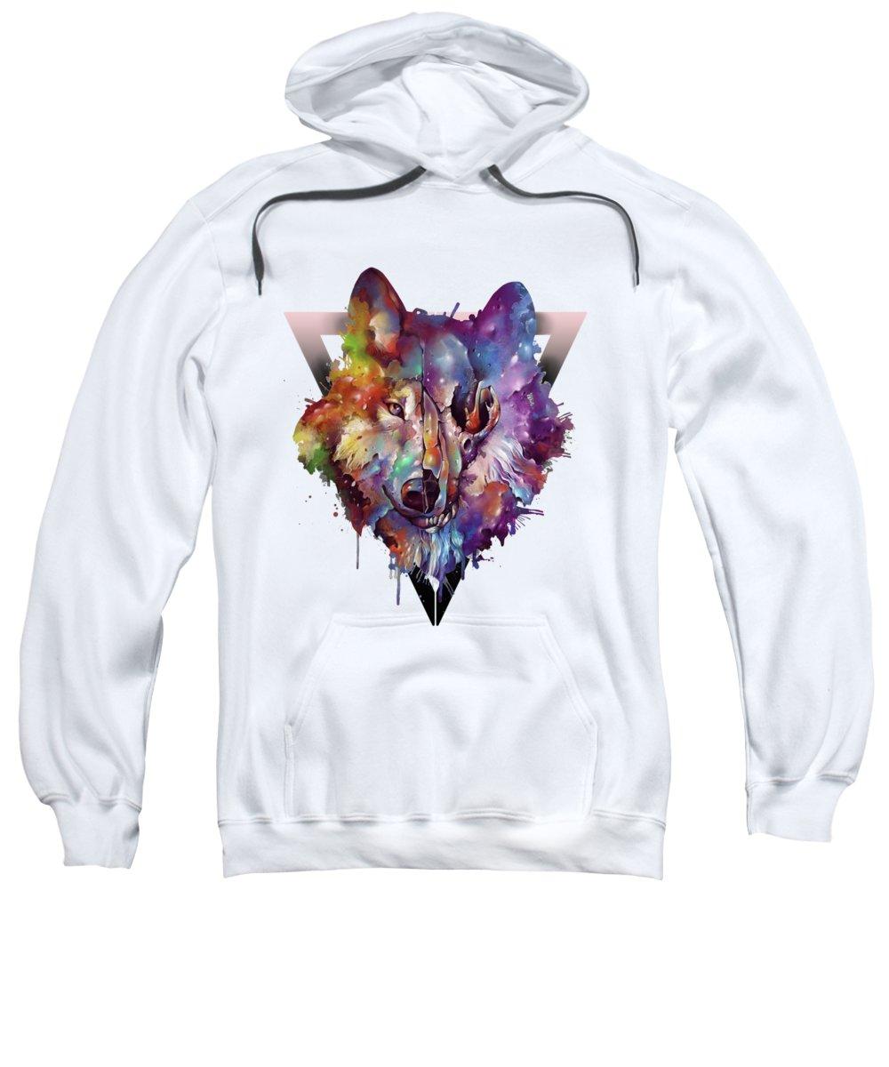 Pine Tree Digital Art Hooded Sweatshirts T-Shirts
