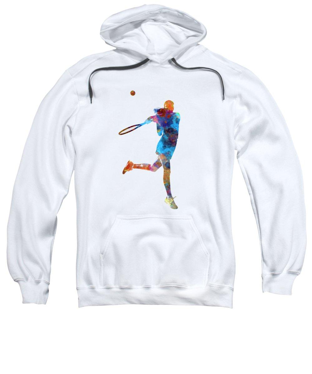 Tennis Hooded Sweatshirts T-Shirts