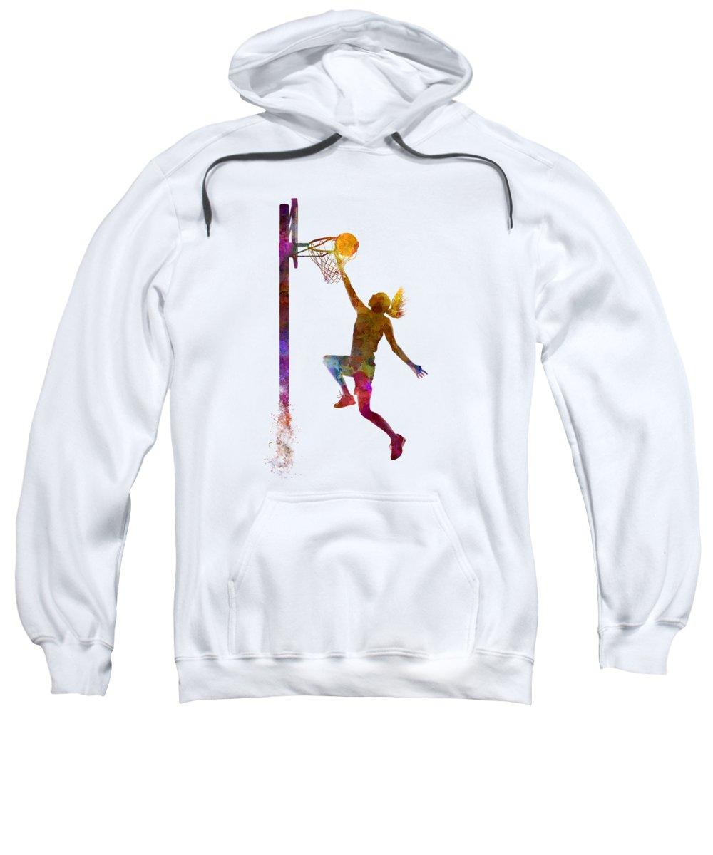 Basketball Hooded Sweatshirts T-Shirts