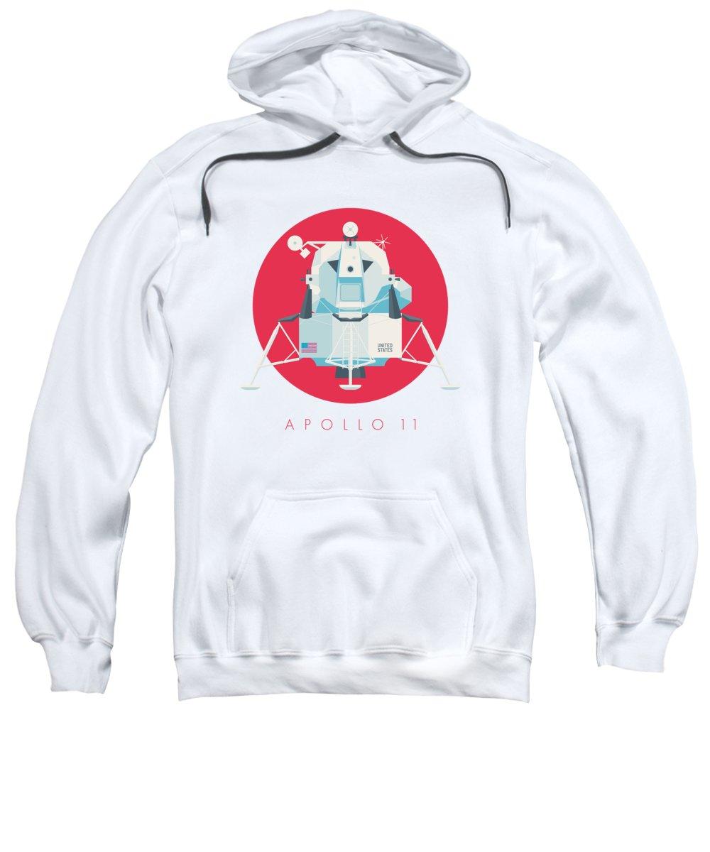 Apollo 11 Hooded Sweatshirts T-Shirts