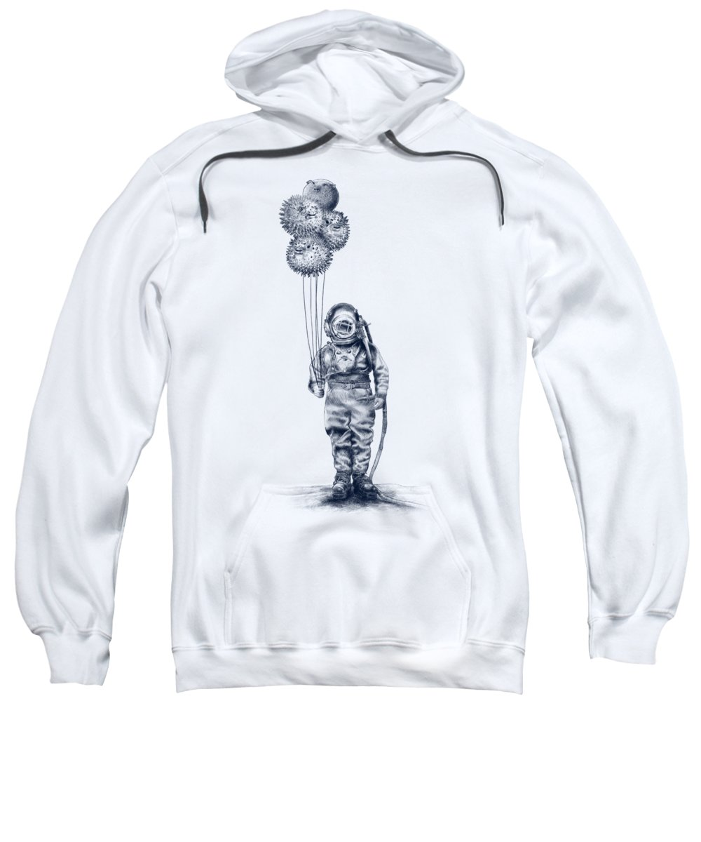 Illustration Drawings Hooded Sweatshirts T-Shirts