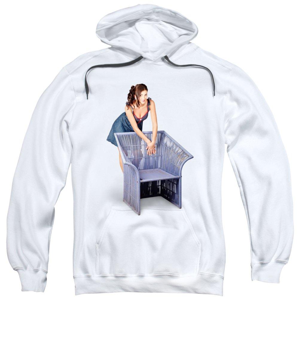 Chair Hooded Sweatshirts T-Shirts