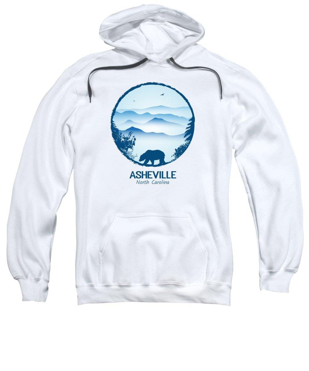 Blue Ridge Parkway Hooded Sweatshirts T-Shirts
