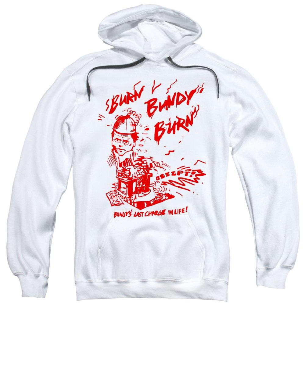 Ted Bundy Hooded Sweatshirts T-Shirts