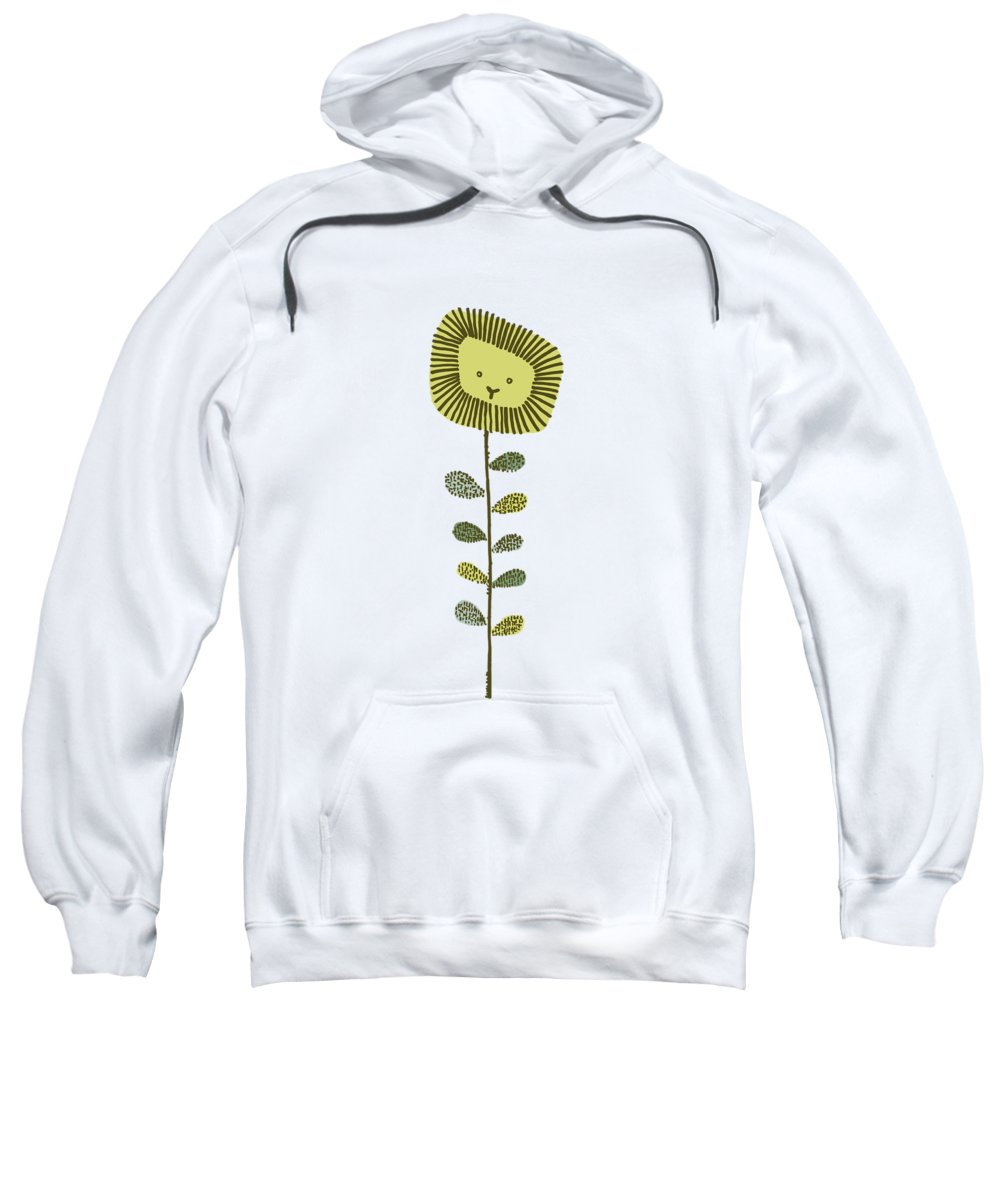 Mid Hooded Sweatshirts T-Shirts