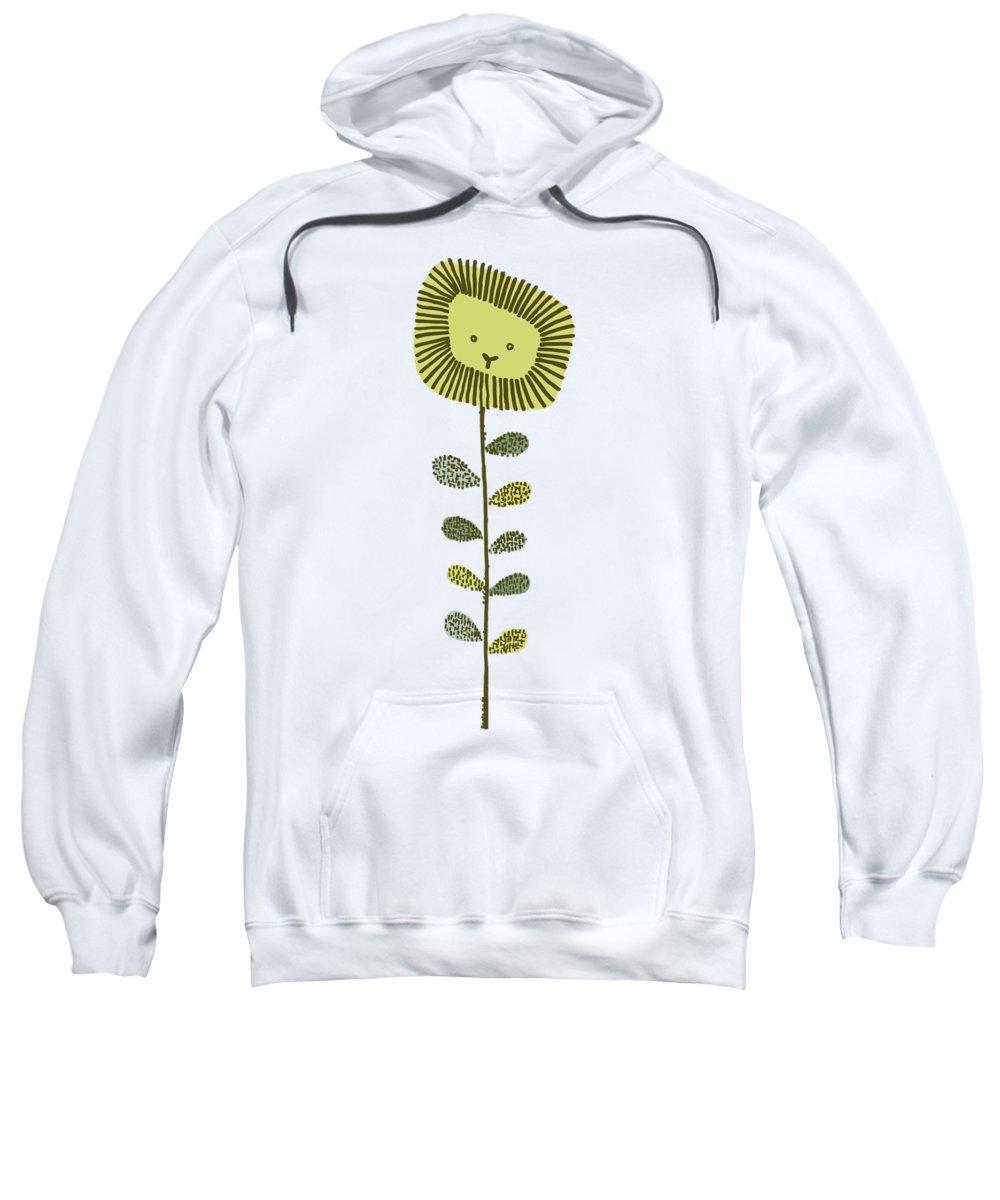 Mid Hooded Sweatshirts T-Shirts