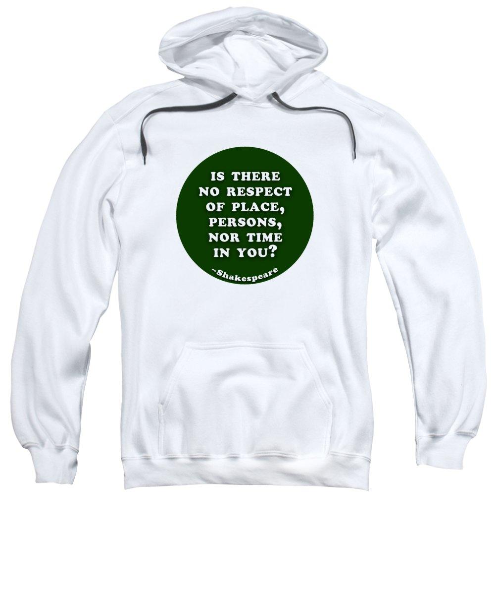 Respect Digital Art Hooded Sweatshirts T-Shirts