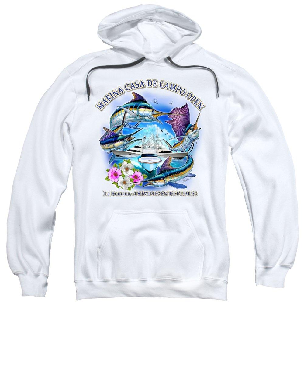 Marlin Hooded Sweatshirts T-Shirts