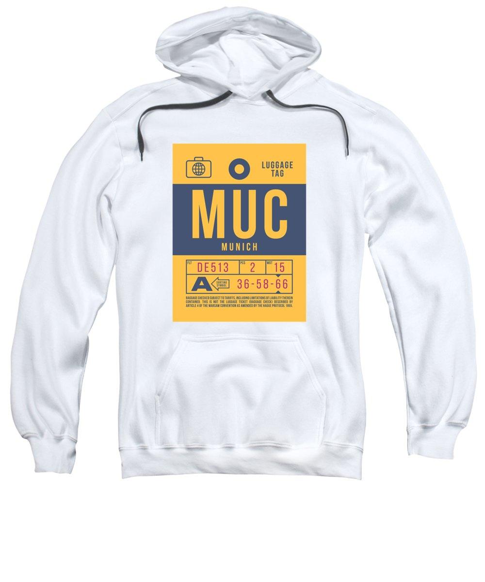 Munich Hooded Sweatshirts T-Shirts