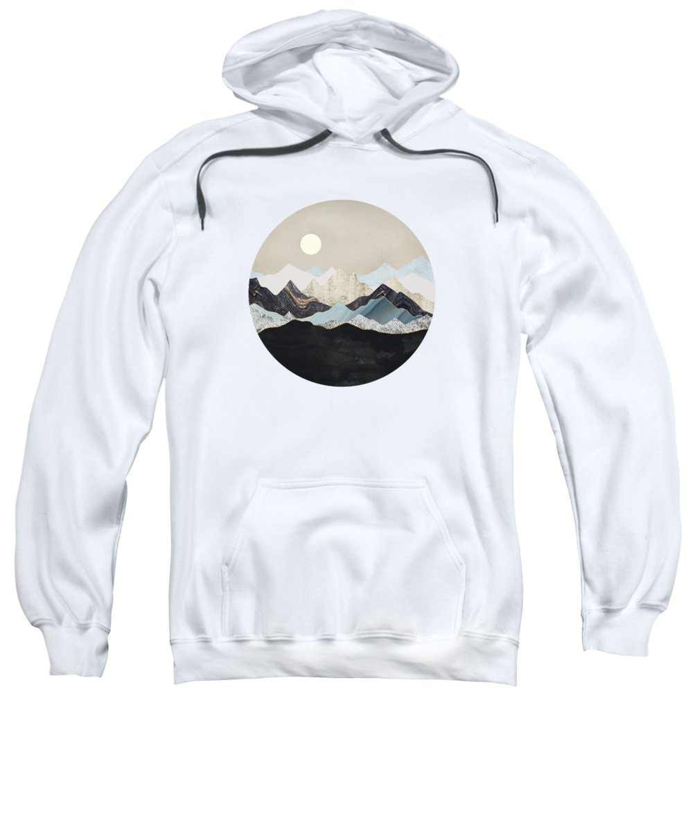 Dusk Digital Art Hooded Sweatshirts T-Shirts