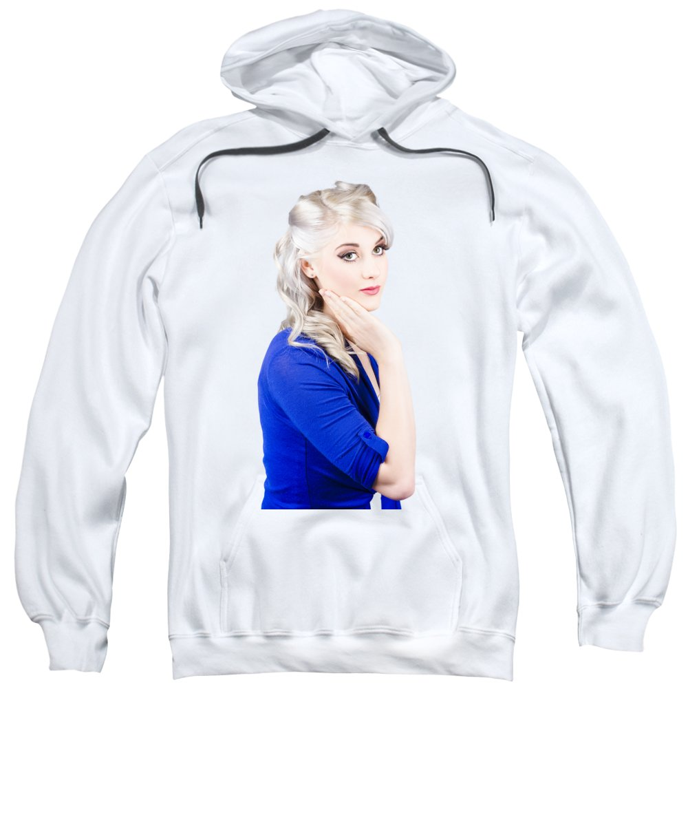 Pensive Sweatshirts