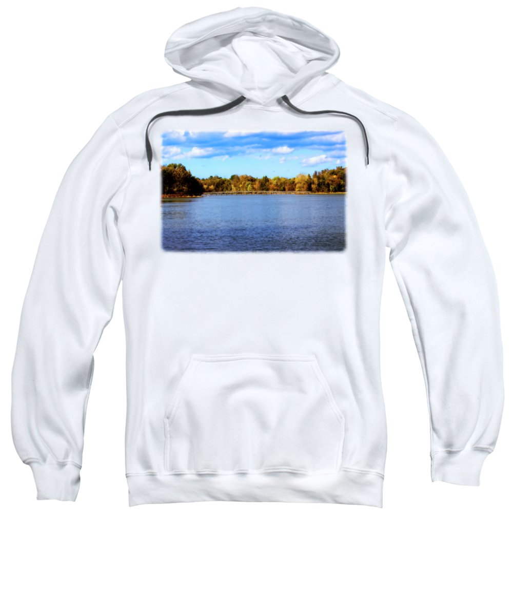 Footbridge Hooded Sweatshirts T-Shirts