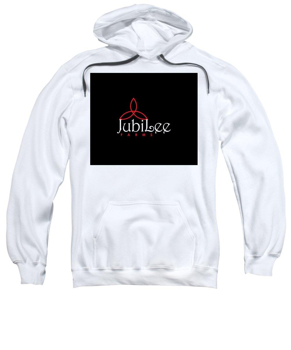 Usa Sweatshirt featuring the digital art Jubilee Farms Art by Cathy Franklin