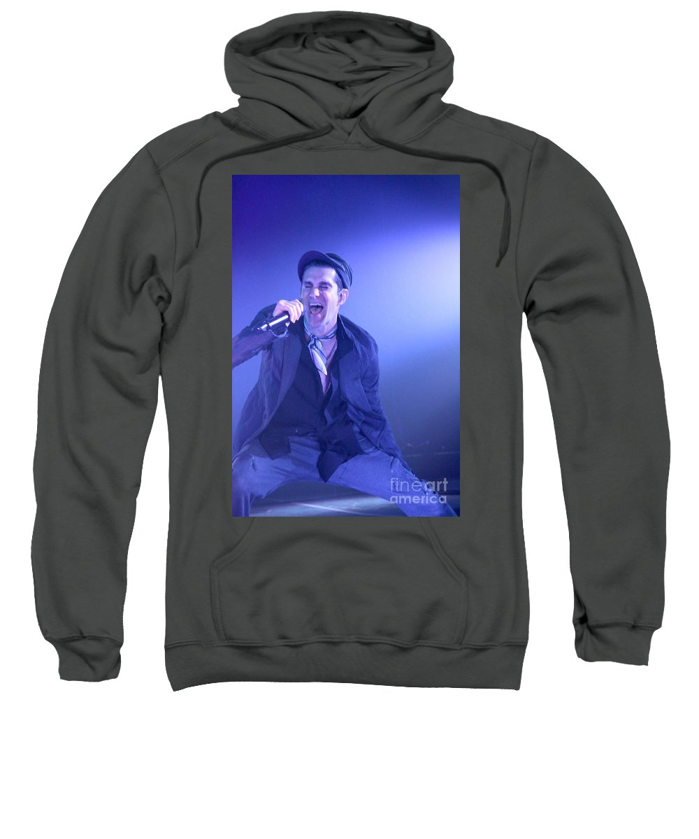 Alternative Metal. Concert Photos For Sale Sweatshirt featuring the photograph Jane's Addiction by Concert Photos