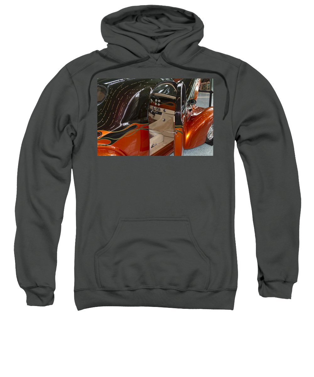 American Sweatshirt featuring the photograph Looking Good by Jack R Perry