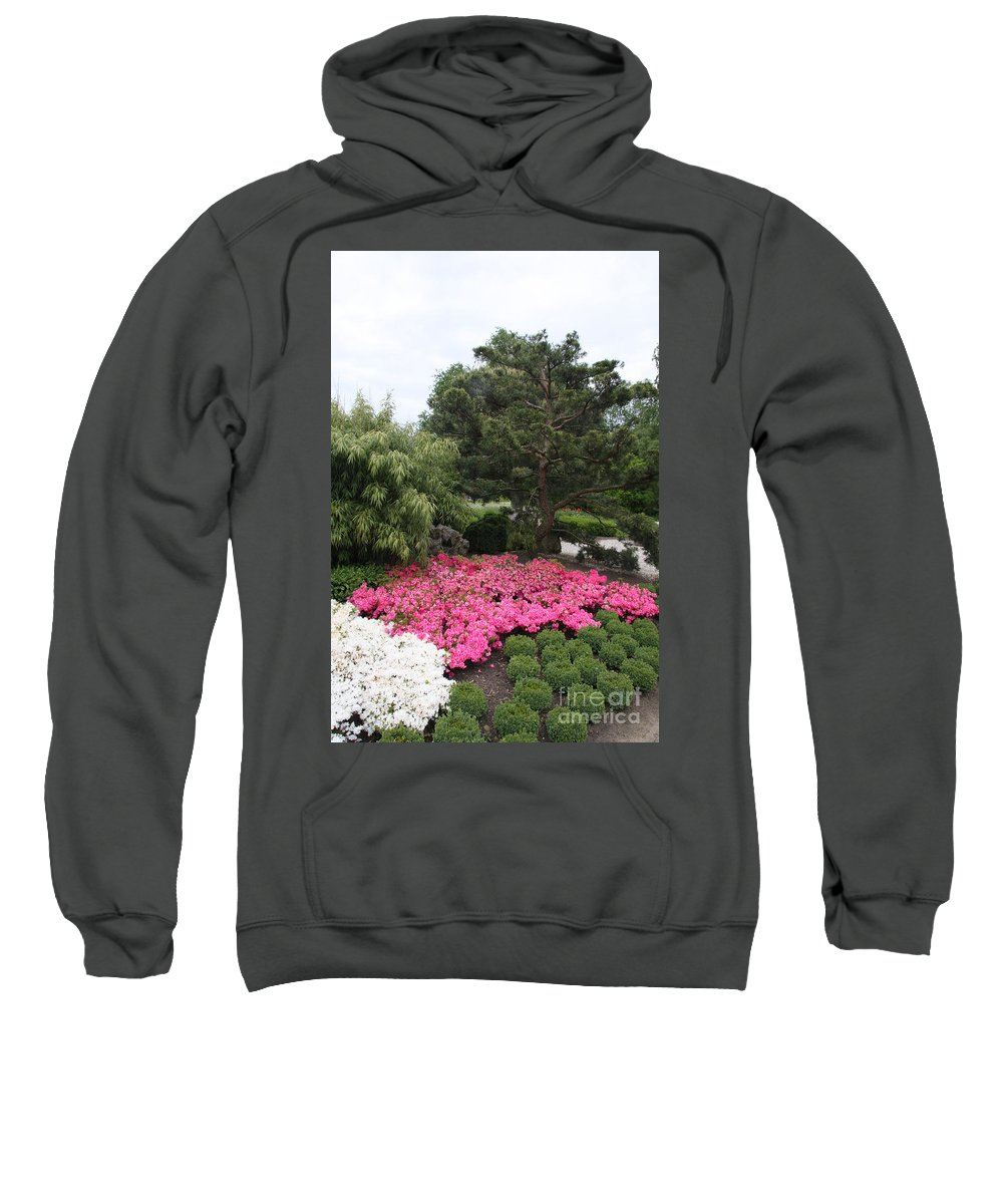 Spring Sweatshirt featuring the photograph Springtime In The Park by Christiane Schulze Art And Photography