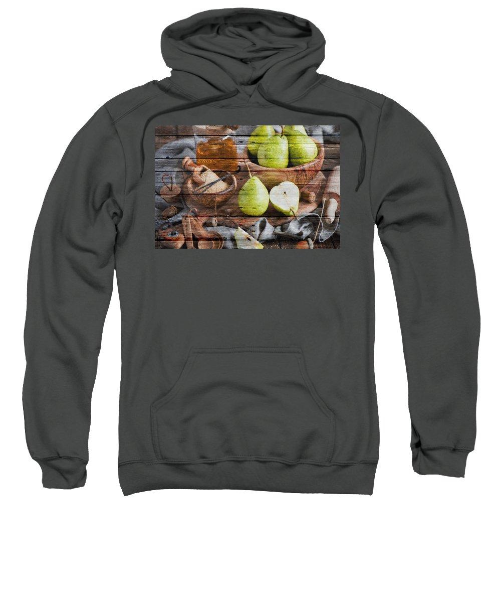 Fruit Sweatshirt featuring the photograph Fruit by Joe Hamilton