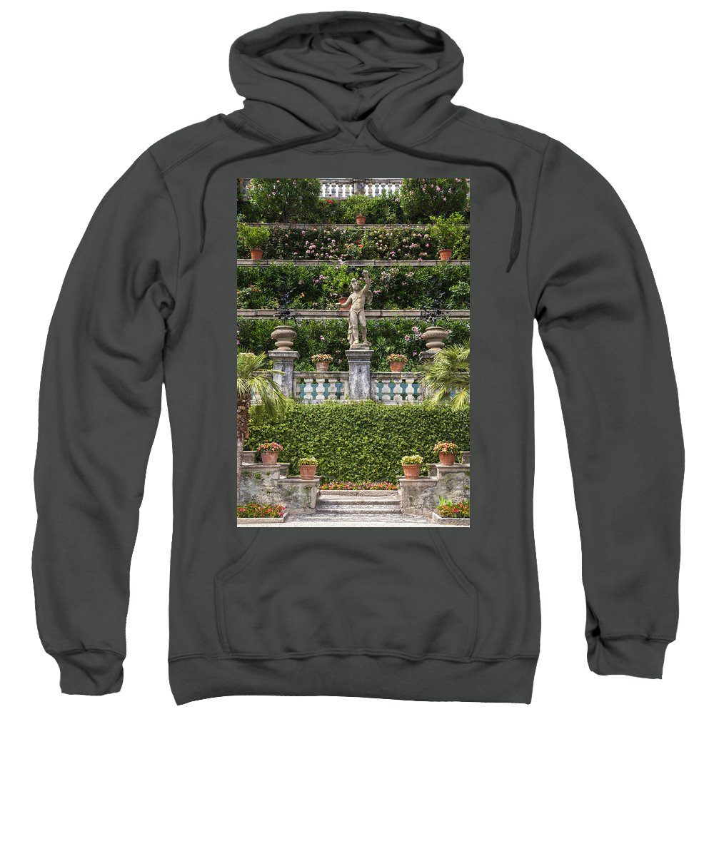 Isola Bella Sweatshirt featuring the photograph Isola Bella by Joana Kruse