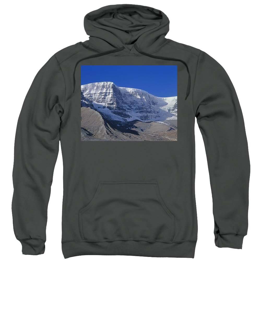 Snow Dome Sweatshirt featuring the photograph 1m3732-h-snow Dome by Ed Cooper Photography
