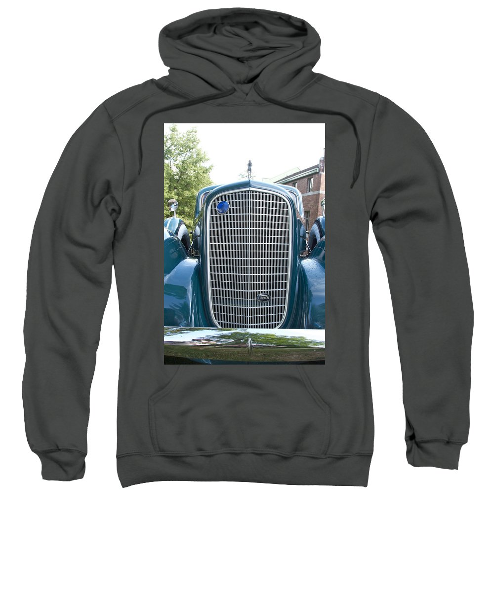 Antique Sweatshirt featuring the photograph Lincoln by Jack R Perry