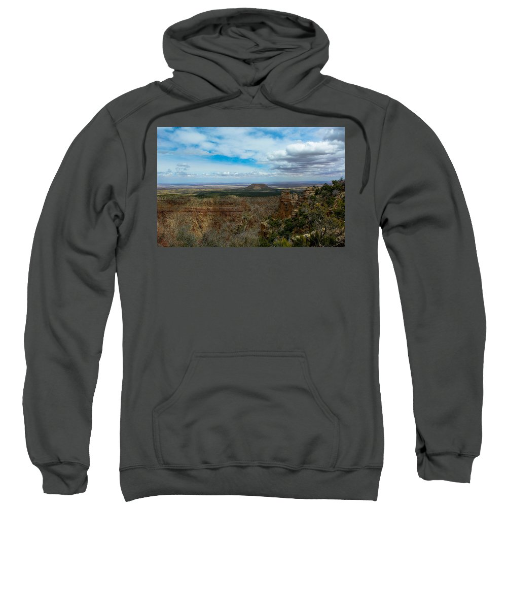 Grandcanyon Sweatshirt featuring the photograph Grand Canyon National Park by Michael Moriarty