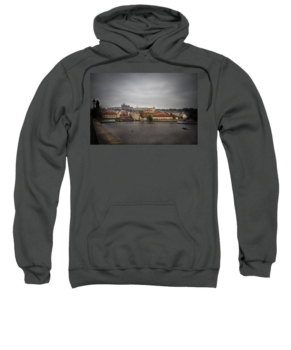 Prague Sweatshirt featuring the photograph Prague by Chris Smith
