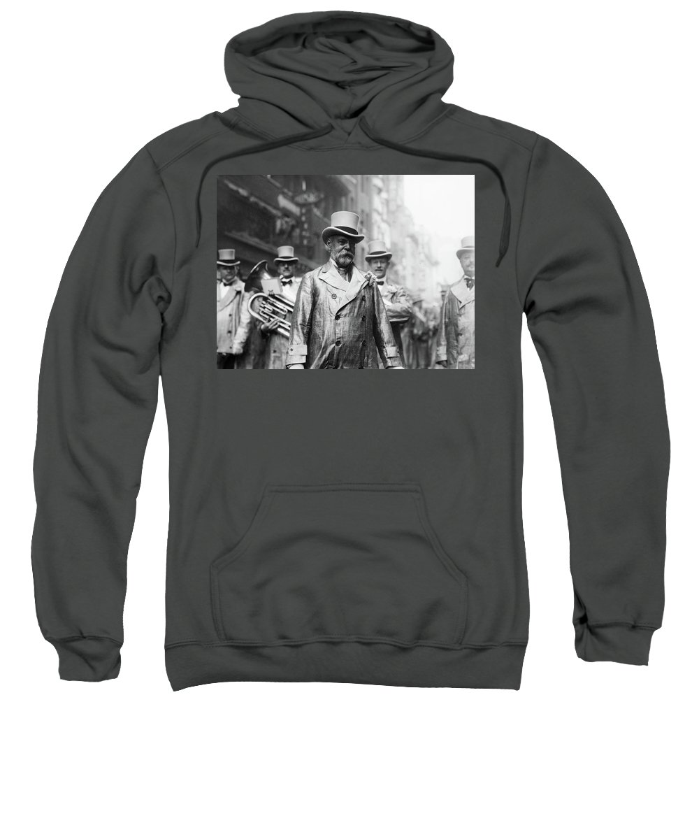 1914 Sweatshirt featuring the photograph John Philip Sousa (1854-1932) by Granger