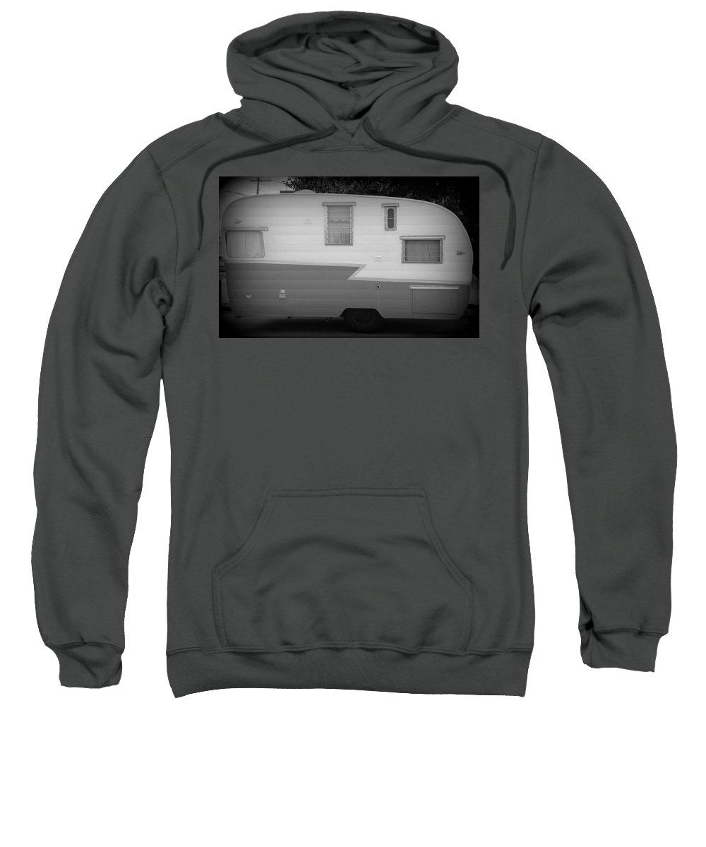 American Camper Series No.5 Sweatshirt featuring the photograph American Camper Series No.5 by Ed Smith