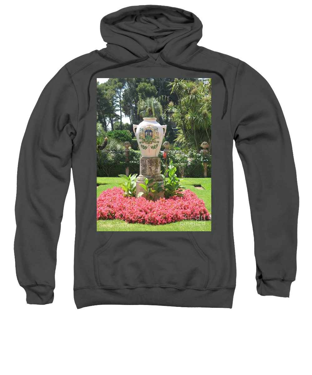 Amphora Sweatshirt featuring the photograph Amphora by Christiane Schulze Art And Photography