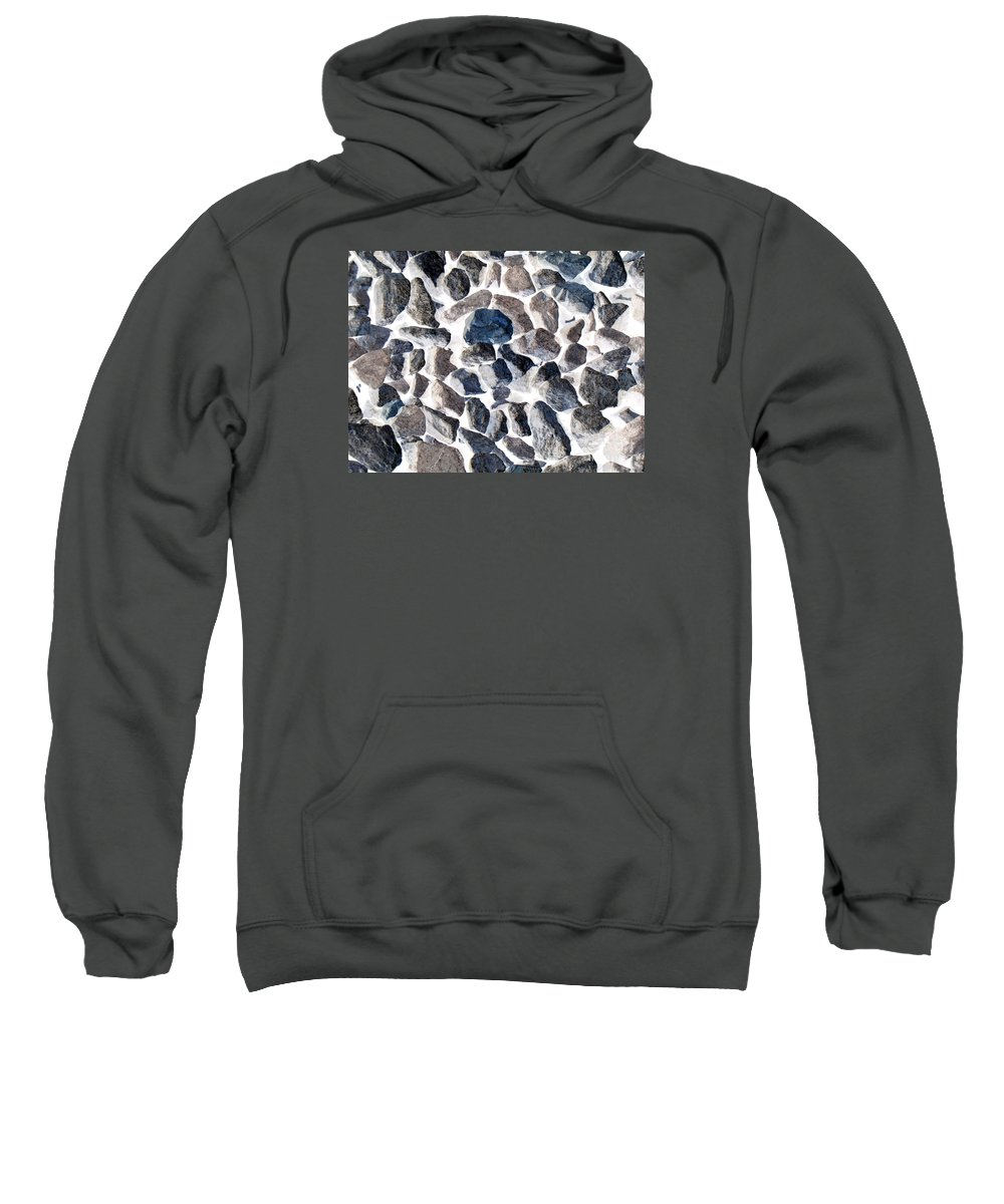 Asteroid Sweatshirt featuring the photograph Asteroids by Pauli Hyvonen