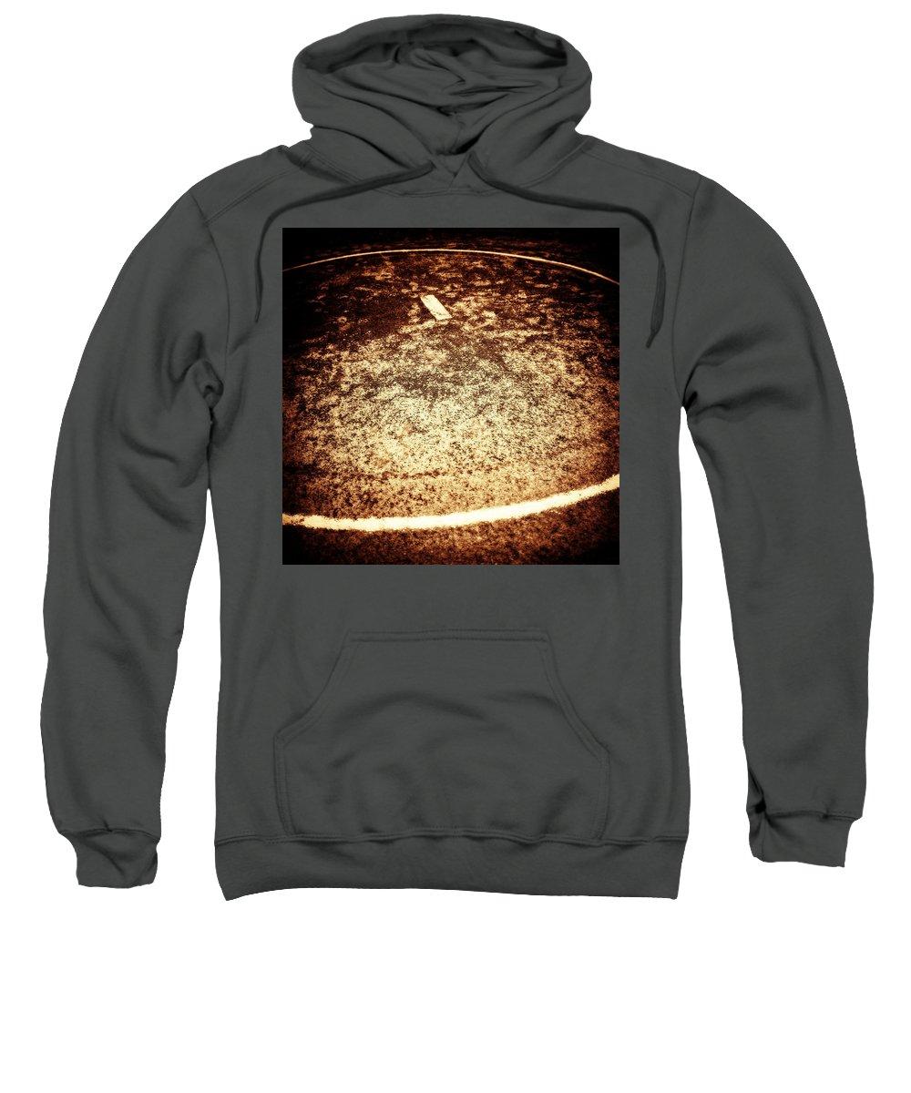 Cal Ripkin Sweatshirt featuring the photograph Baseball Field 29 by YoPedro