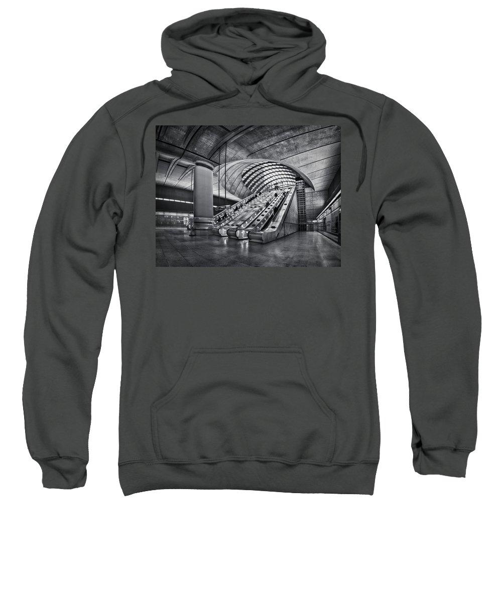 Canary Wharf Photographs Hooded Sweatshirts T-Shirts