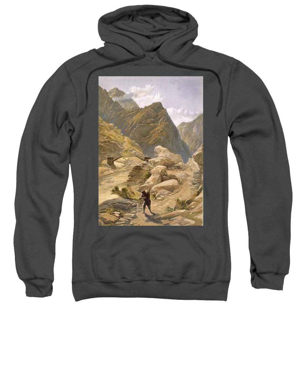 Indian Peaks Wilderness Drawings Hooded Sweatshirts T-Shirts