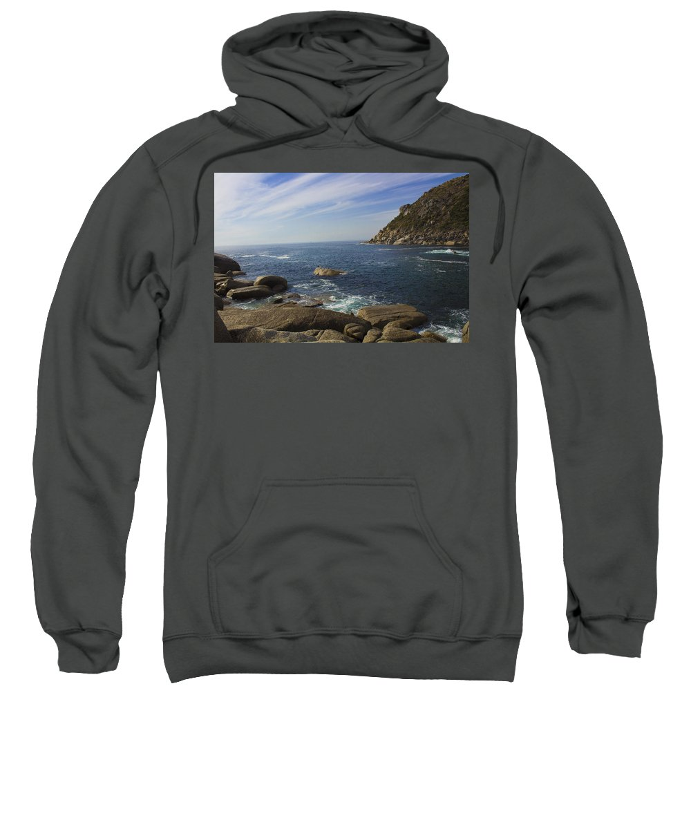 Cape Town Sweatshirt featuring the photograph Cape Escape by Bailey Barry